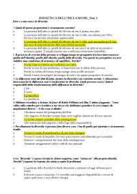 Didattica dell'inclusione_Unipegaso