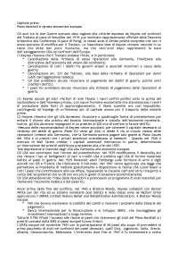 Sintesi: L'integrazione economica europea (1947-2006)