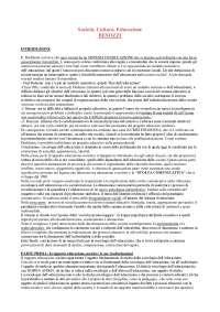 Riassunto del libro Società, cultura, educazione: teorie, contesti e processi Libro di Elena Besozzi