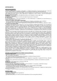 PSICOPATOLOGIA DELLO SVILUPPO Prof.ssa Speranza - Casi clinici già compilati per l'esame finale