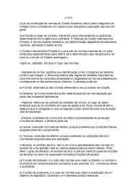 Lei de introdução as normas brasileiras