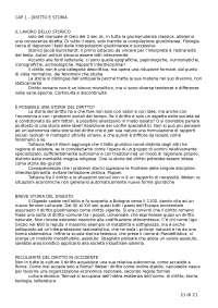 """Riassunto di """"Storia del diritto romano"""" di M. Bretone"""