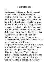 Spiegazione semplice e completa di Essere e tempo di Heidegger