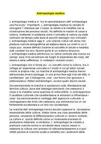 Manuale di antropologia medica