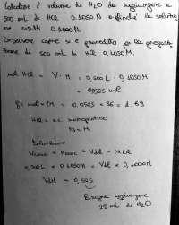 Analisi Chimico-Farmaceutica I