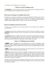Summary-an-Introduction-to-Sociolinguistics