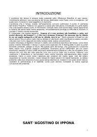 filosofica del concetto di tempo (tesina)