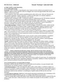 """Riassunto Manuale """"Sociologia"""" Ambrosini-Sciolla"""