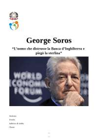 George Soros, l'uomo che distrusse la Banca d'Inghilterra e piegò la sterlina