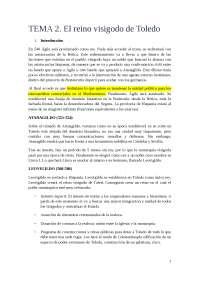 Tema 3 historia de España medieval