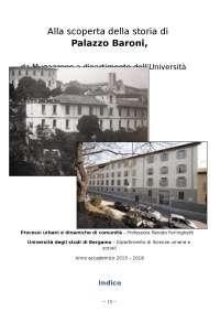 tesina - Palazzo Baroni
