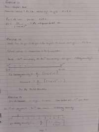 Financial Theory exercises