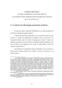 La fase anteriore al pignoramento. La ricerca dei beni da sottoporre a pignoramento. Il nuovo art. 492-bis c.p.c.