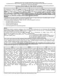 Certificazioni prodotti alimentari, vini e prodotti biologici