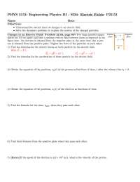 SI worksheets for Physics