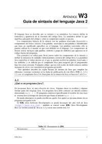 lenguaje Java 2