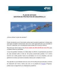Plan_de_estudio Gestion de Proyectos de Desarrollo.