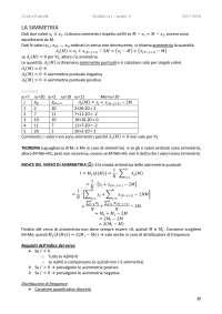 Statistica I, parte II