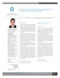 biomarcadores : bioquimica