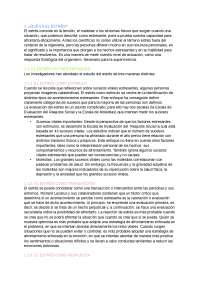 EL ESTRÉS Y EL APOYO SOCIAL