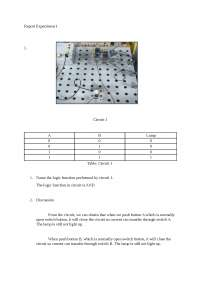 lab report automation