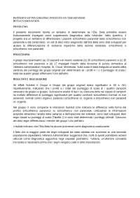 traduzione articolo beta examination