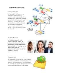 conceptos de telecomunicaciones