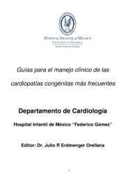 Guías europeas de cardiología