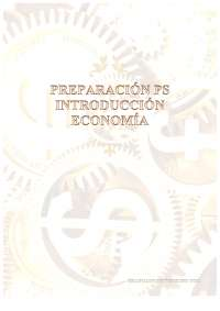 PREPARATORIO PS ECONOMIA