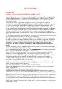 Speltini, G., Palmonari, A.  - I gruppi sociali. Bologna: Il Mulino