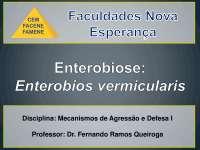 Enterobiose - Enterobios vermicularis.pdf