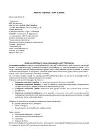 Medicina d'urgenza per Infermieristica