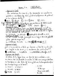 Ejercicios de Física 1