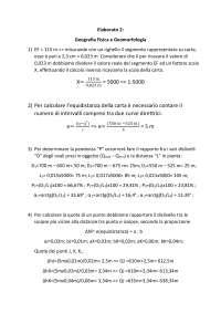 Elaborato 2 Geografia Fisica e Geomorfologia
