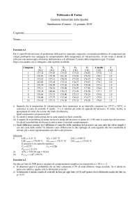 Simulazione esame gestione industriale qualità