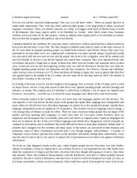 letteratura anglo americana mariani lezione 1