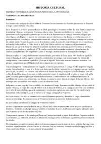 Storia culturale  in spagnolo
