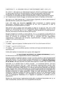 Pisani - Crisi d'impresa e diritto penale Capitolo V