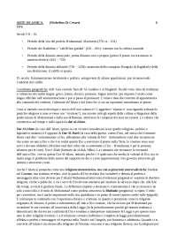 Appunti corso Arte Islamica - prof.ssa Michelina Di Cesare