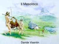 Il Mesolitico in italia
