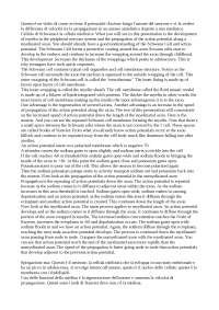 appunti di biologia scientifica
