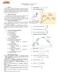 aula de dinamica para engenharia