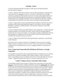 Start Up d'impresa Tecnjology Venture
