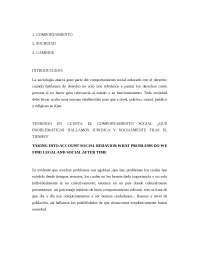 articulo sobre sociologia juridica