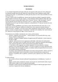 Storia Romana - Geraci, Marcone