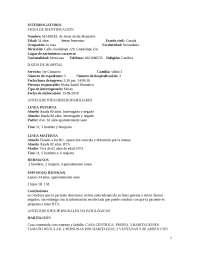 historia clinica paciente con diabetes tipo2