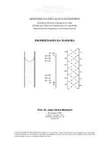 Madeira, propriedades de madeiras