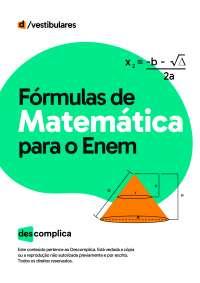 Ebook Formulas de Matematica