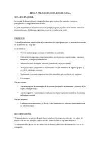 Tema 7. Psicología Social I