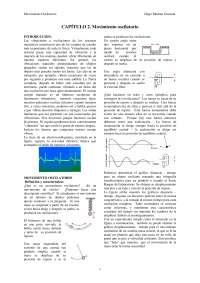 Física 2 - Capítulo 2 - Movimiento Oscilatorio - Hugo Medina Guzmán